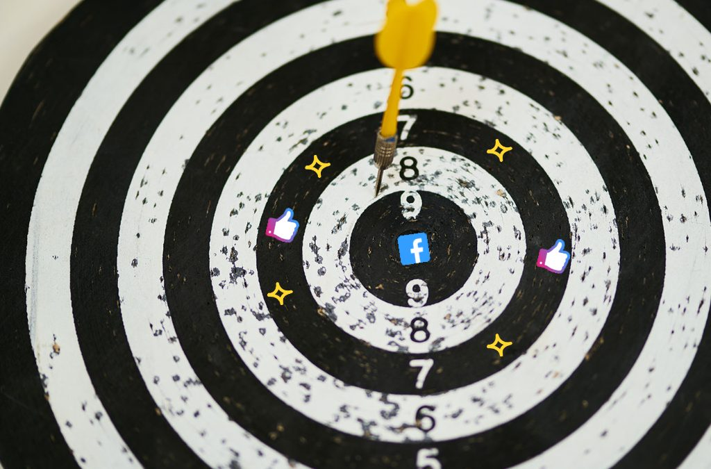 Facebook ad objectives in the form of targets